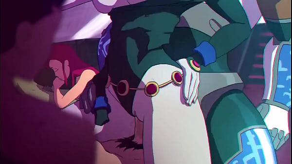 Titan gangbang (by QueenComplex)